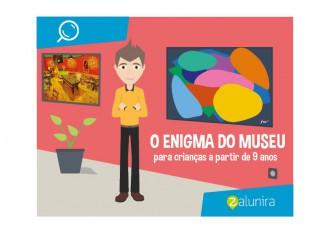 O enigma do Museu - a partir de 9 anos