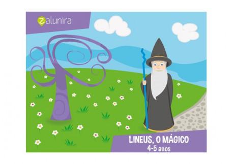 Lineus, O Mágico - 4-5 anos