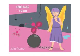 Fada Alaé - 7-9 anos